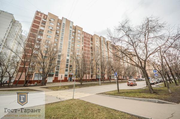 Адрес: Каргопольская улица, дом 13к1, агентство недвижимости Гост-Гарант, планировка: П-55, комнат: 1. Фото 7