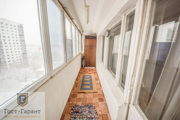 Адрес: Чечулина улица, дом 6, агентство недвижимости Гост-Гарант, планировка: П-57, комнат: 1. Фото 5