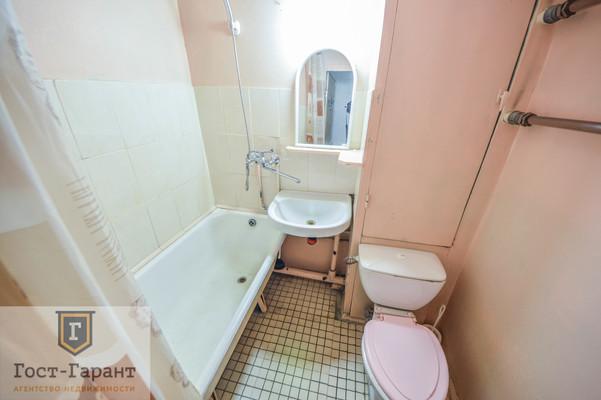 Адрес: Каширское шоссе, дом 124к1, агентство недвижимости Гост-Гарант, планировка: П-68, комнат: 1. Фото 8