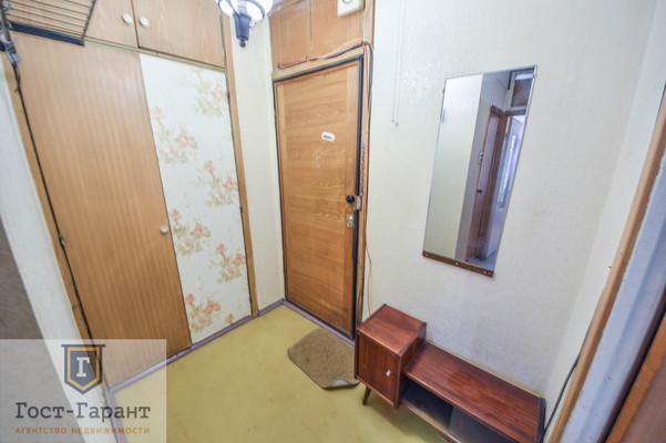 Адрес: Каширское шоссе, дом 124к1, агентство недвижимости Гост-Гарант, планировка: П-68, комнат: 1. Фото 9