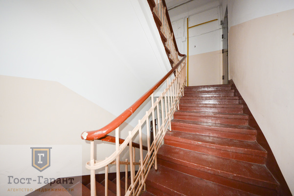 Адрес: Проспект Мира, дом 56, агентство недвижимости Гост-Гарант, планировка: индивидуальный проект, комнат: 3. Фото 2