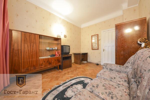 Адрес: Проспект Мира, дом 56, агентство недвижимости Гост-Гарант, планировка: индивидуальный проект, комнат: 3. Фото 4