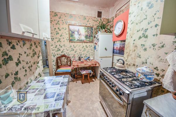 Адрес: Костикова улица, дом 7, агентство недвижимости Гост-Гарант, планировка: Индивидуальный проект, комнат: 1. Фото 5