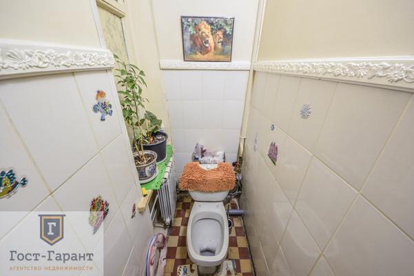 Адрес: Костикова улица, дом 7, агентство недвижимости Гост-Гарант, планировка: Индивидуальный проект, комнат: 1. Фото 7