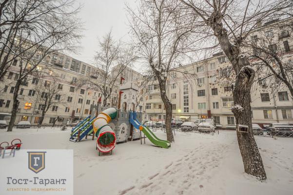 Адрес: Костикова улица, дом 7, агентство недвижимости Гост-Гарант, планировка: Индивидуальный проект, комнат: 1. Фото 8
