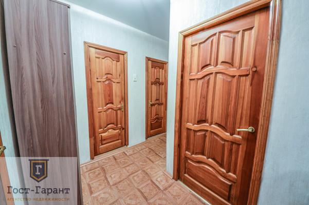 Адрес: Коломенская улица, дом 9, агентство недвижимости Гост-Гарант, планировка: П-30, комнат: 1. Фото 8