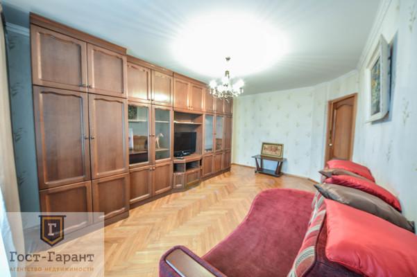 Адрес: Варшавское шоссе, дом 70к3, агентство недвижимости Гост-Гарант, планировка: П-68, комнат: 2. Фото 5