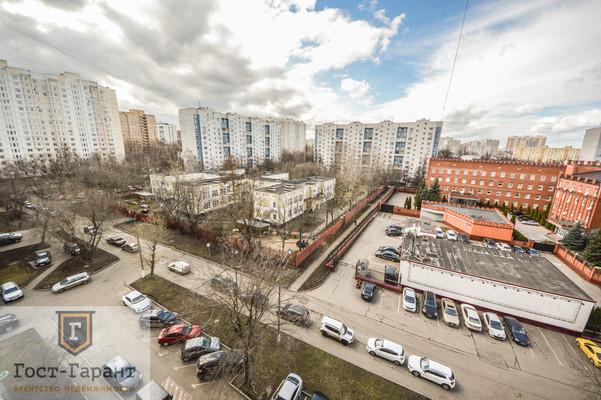 Адрес: Варшавское шоссе, дом 70к3, агентство недвижимости Гост-Гарант, планировка: П-68, комнат: 2. Фото 7