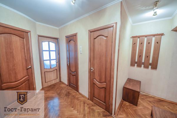 Адрес: Варшавское шоссе, дом 70к3, агентство недвижимости Гост-Гарант, планировка: П-68, комнат: 2. Фото 12