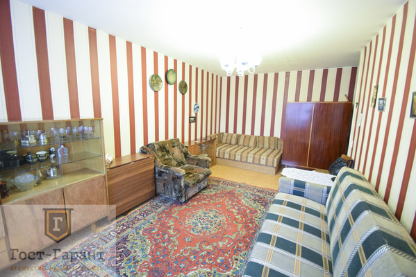Адрес: Каспийская улица, дом 18к1 , агентство недвижимости Гост-Гарант, планировка: I-510 (1-510), комнат: 2. Фото 5