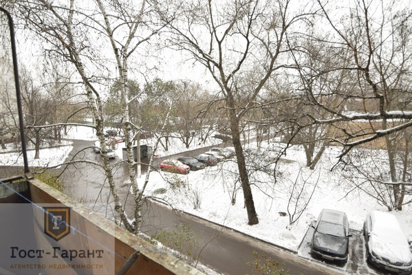 Адрес: Каспийская улица, дом 18к1 , агентство недвижимости Гост-Гарант, планировка: I-510 (1-510), комнат: 2. Фото 11