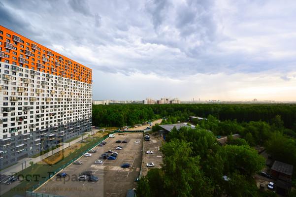 Адрес: Бутово Парк жилой комплекс, дом 14, агентство недвижимости Гост-Гарант, планировка: 111М, комнат: 3. Фото 8