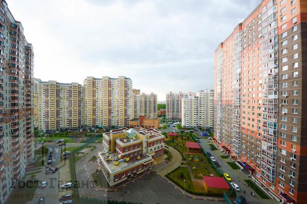 Адрес: Бутово Парк жилой комплекс, дом 14, агентство недвижимости Гост-Гарант, планировка: 111М, комнат: 3. Фото 9