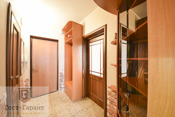 Адрес: Борисовские пруды улица, дом 16к4, агентство недвижимости Гост-Гарант, планировка: ПД-4, комнат: 1. Фото 8