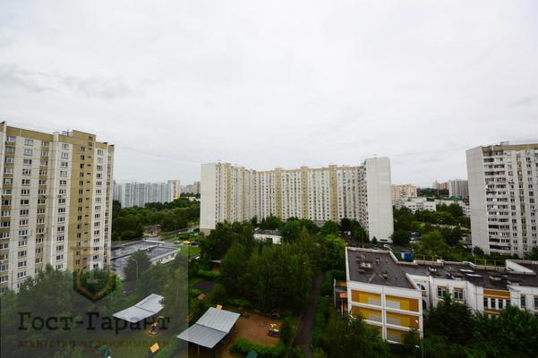 Адрес: Борисовские пруды улица, дом 16к4, агентство недвижимости Гост-Гарант, планировка: ПД-4, комнат: 1. Фото 10