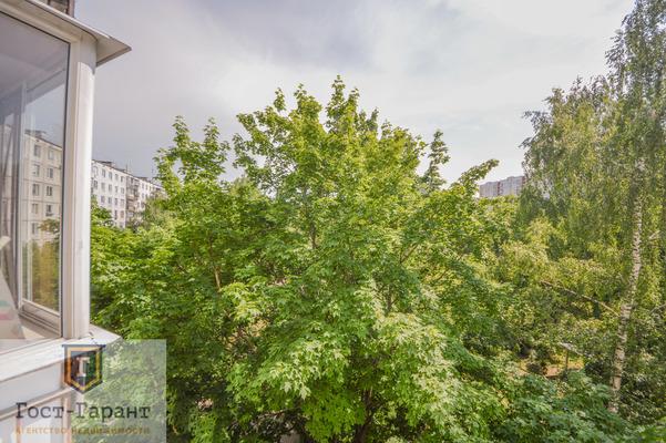 Адрес: Шипиловская улица, дом 34к2, агентство недвижимости Гост-Гарант, планировка: II-49, комнат: 1. Фото 6
