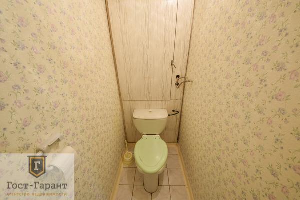 Адрес: Верхние поля улица, дом 36к2, агентство недвижимости Гост-Гарант, планировка: копэ, комнат: 1. Фото 8