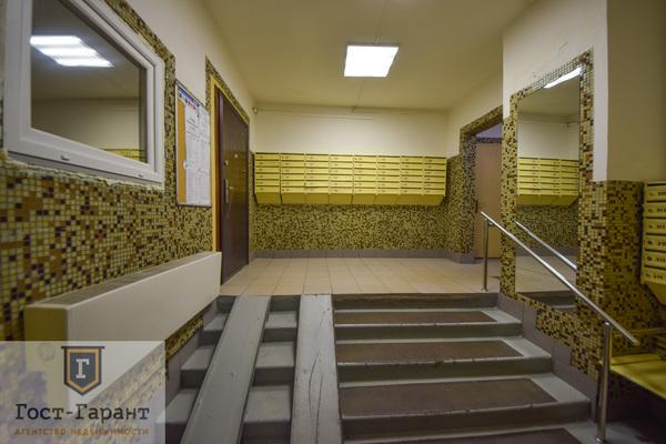 Адрес: Верхние поля улица, дом 36к2, агентство недвижимости Гост-Гарант, планировка: копэ, комнат: 1. Фото 13