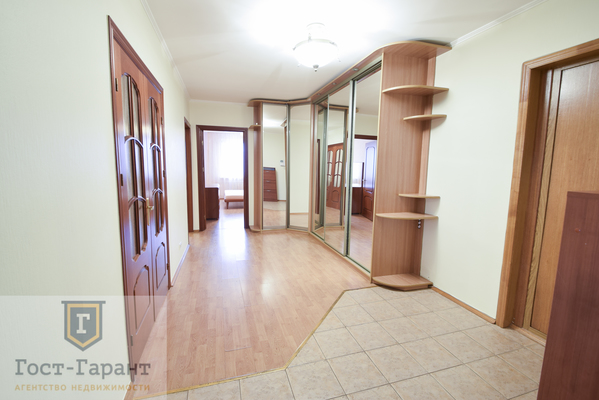 Адрес: Академика Анохина улица, дом 54, агентство недвижимости Гост-Гарант, планировка: П-111М, комнат: 3. Фото 5