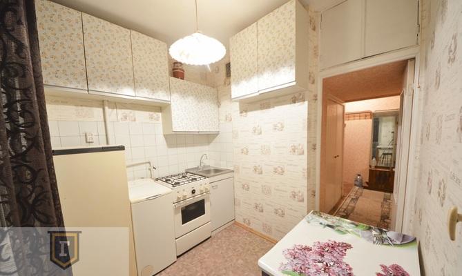 Адрес: Давыдковская улица, 4к2, агентство недвижимости Гост-Гарант, планировка: 1605-АМ, комнат: 1. Фото 1