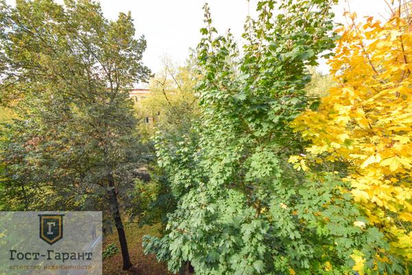 Адрес: Ленинградское шоссе, дом 98к3, агентство недвижимости Гост-Гарант, планировка: п 28, комнат: 2. Фото 9