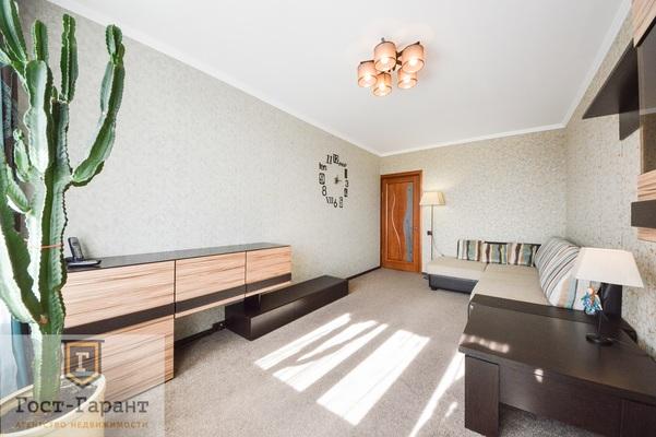 Адрес: Славянский бульвар, дом 5к1, агентство недвижимости Гост-Гарант, планировка: II-57, комнат: 3. Фото 2