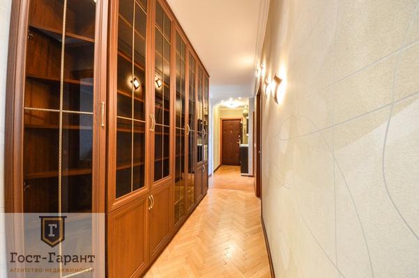 Адрес: Славянский бульвар, дом 5к1, агентство недвижимости Гост-Гарант, планировка: II-57, комнат: 3. Фото 10