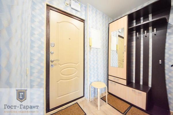 Адрес: Зарайская улица, дом 35, агентство недвижимости Гост-Гарант, планировка: П-18, комнат: 1. Фото 8