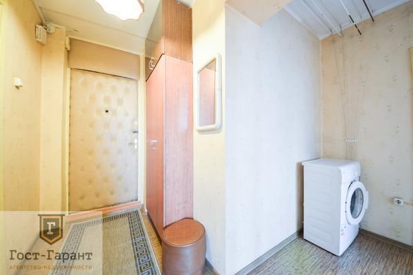 Адрес: Чертановская улица, дом 20к1, агентство недвижимости Гост-Гарант, планировка: и 209 а, комнат: 2. Фото 6