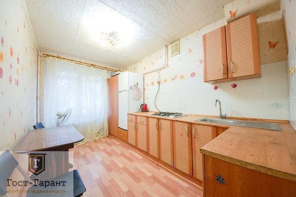 Адрес: Алексея Дикого улица, дом 7к2, агентство недвижимости Гост-Гарант, планировка: II-18/12, комнат: 1. Фото 3