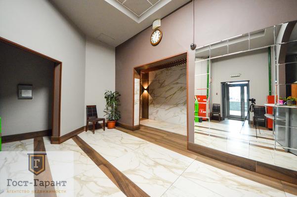 Адрес: Вернадского проспект, дом 105к4, агентство недвижимости Гост-Гарант, планировка: Индивидуальный проект, комнат: 2. Фото 14