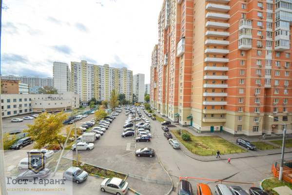 Адрес: Полины Осипенко улица, дом 8, агентство недвижимости Гост-Гарант, планировка: И-155М, комнат: 3. Фото 16