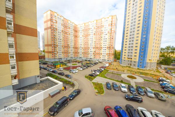 Адрес: Полины Осипенко улица, дом 8, агентство недвижимости Гост-Гарант, планировка: И-155М, комнат: 3. Фото 17