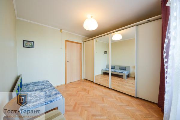 Адрес: Бирюлевская улица, дом 3к2, агентство недвижимости Гост-Гарант, планировка: И-209А, комнат: 3. Фото 10