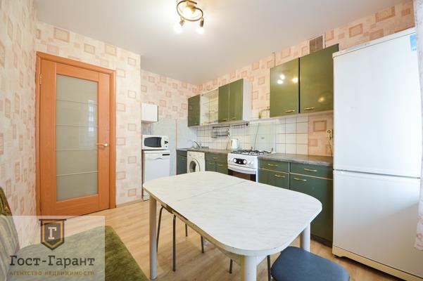 Адрес: Бирюлевская улица, дом 3к2, агентство недвижимости Гост-Гарант, планировка: И-209А, комнат: 3. Фото 2