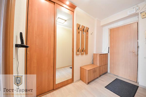 Адрес: Бирюлевская улица, дом 3к2, агентство недвижимости Гост-Гарант, планировка: И-209А, комнат: 3. Фото 16