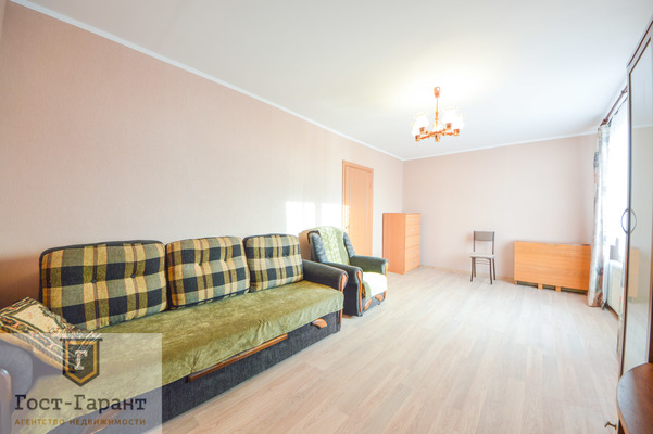 Адрес: Бирюлевская улица, дом 3к2, агентство недвижимости Гост-Гарант, планировка: И-209А, комнат: 3. Фото 8