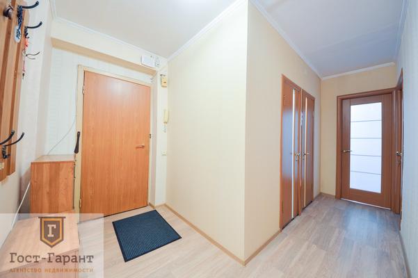 Адрес: Бирюлевская улица, дом 3к2, агентство недвижимости Гост-Гарант, планировка: И-209А, комнат: 3. Фото 15