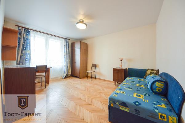 Адрес: Бирюлевская улица, дом 3к2, агентство недвижимости Гост-Гарант, планировка: И-209А, комнат: 3. Фото 3