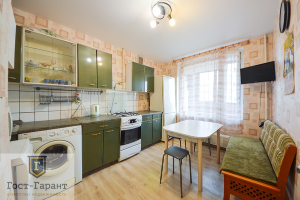 Адрес: Бирюлевская улица, дом 3к2, агентство недвижимости Гост-Гарант, планировка: И-209А, комнат: 3. Фото 1