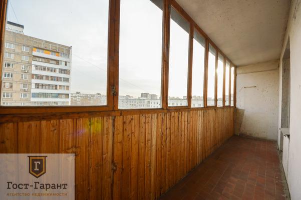 Адрес: Бирюлевская улица, дом 3к2, агентство недвижимости Гост-Гарант, планировка: И-209А, комнат: 3. Фото 5