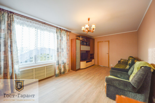 Адрес: Бирюлевская улица, дом 3к2, агентство недвижимости Гост-Гарант, планировка: И-209А, комнат: 3. Фото 6