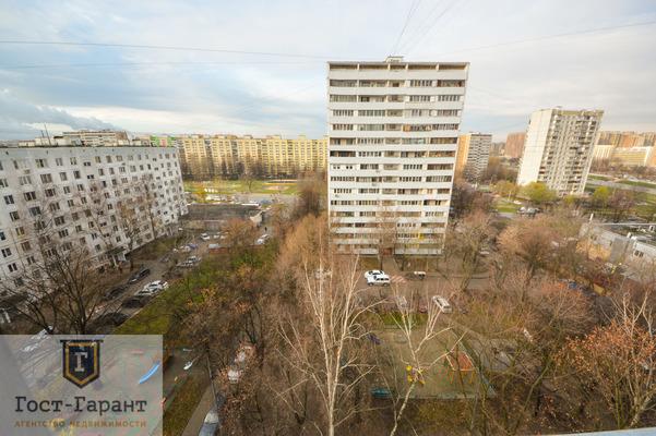 Адрес: Бирюлевская улица, дом 3к2, агентство недвижимости Гост-Гарант, планировка: И-209А, комнат: 3. Фото 12