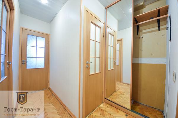 Адрес: Симоновский Вал улица, дом 16к2, агентство недвижимости Гост-Гарант, планировка: П-18, комнат: 2. Фото 11