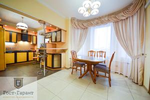 Двухуровневая квартира на Кутузовском