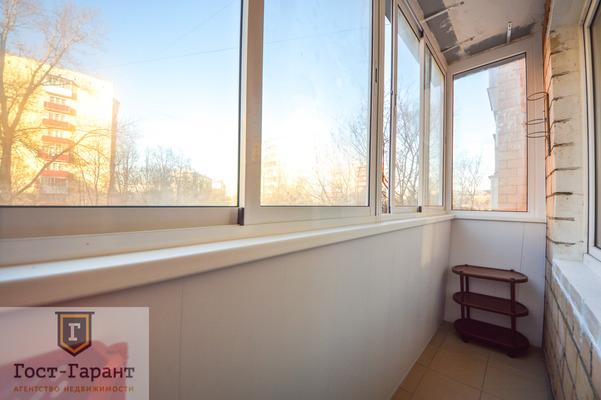 Адрес: Новопетровская улица, дом 16А, агентство недвижимости Гост-Гарант, планировка: П-29, комнат: 2. Фото 10