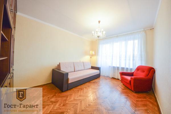 Адрес: Новопетровская улица, дом 16А, агентство недвижимости Гост-Гарант, планировка: П-29, комнат: 2. Фото 3
