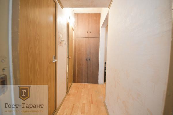 Адрес: Чечерский проезд, дом 102, агентство недвижимости Гост-Гарант, планировка: П3М, комнат: 1. Фото 7