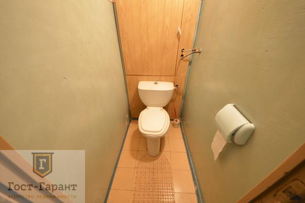 Адрес: Чечерский проезд, дом 102, агентство недвижимости Гост-Гарант, планировка: П3М, комнат: 1. Фото 9
