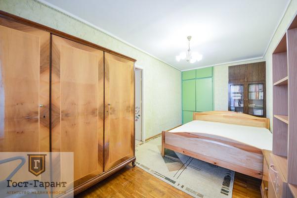 Адрес: Плетешковский переулок, дом 15, агентство недвижимости Гост-Гарант, планировка: И-209, комнат: 2. Фото 5